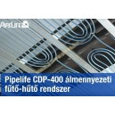 WH-CDP-1000 mennyezet fűtő-hűtő panel