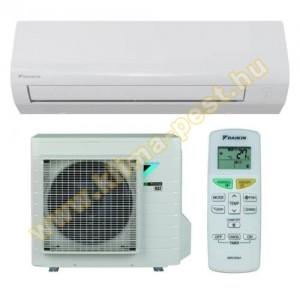 DAIKIN SENSIRA  FTXF20A + RXF20A hűtő-fűtő hőszivattyús inverteres oldalfali klíma
